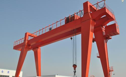 Electric Double Girder Gantry Portal Crane (LDLS-MG).jpg