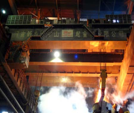 Steel Melting Workshop Special Overhead Casting Crane.jpg