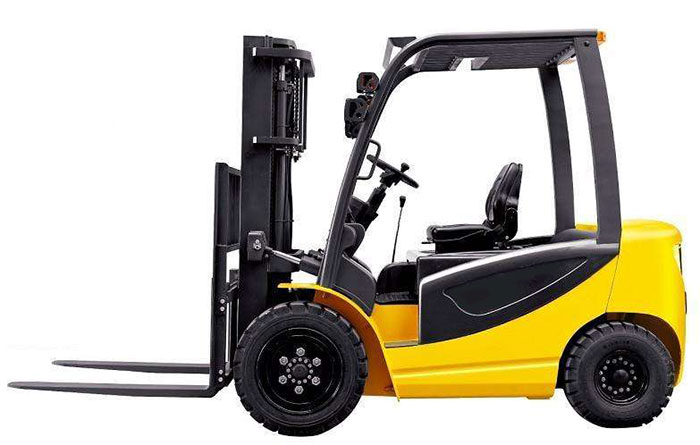2 Ton Loading Capacity Electric Forklift with CE